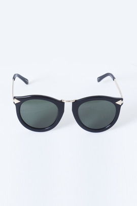 Karen Walker Black Harvest Sunglasses
