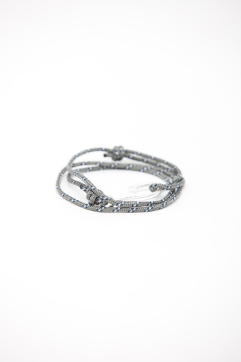 Miansai - Grey Rope Hook Bracelet