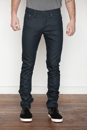 THVM Atelier - Men's River Greencast Raw Tapered
