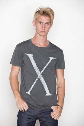 Cheap Monday Men's X-Print Tor Tee