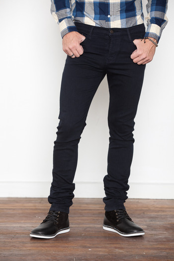 THVM Atelier - Men's Midnight Twill Tapered
