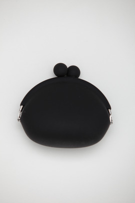 Ikuyo Ejiri Black Pochi Coin Purse