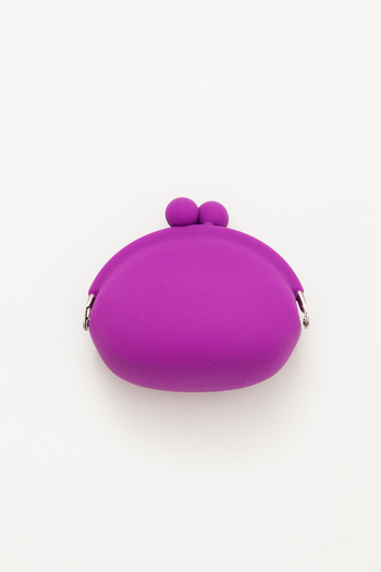 Ikuyo Ejiri - Purple Pochi Coin Purse