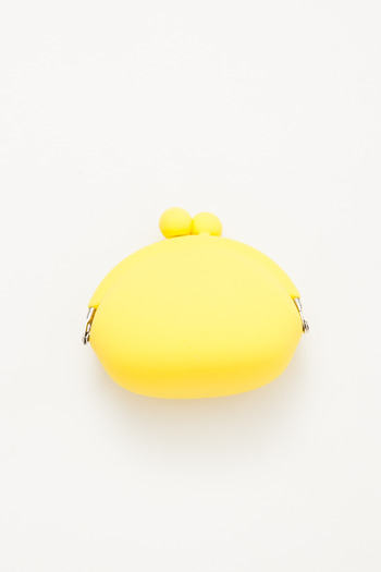Ikuyo Ejiri - Yellow Pochi Coin Purse
