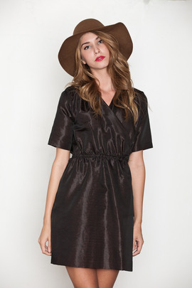 Minimarket Helga Wrap Dress