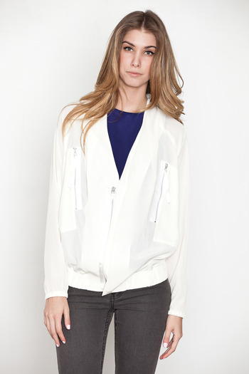 Kai-aakmann Women's - Sateen Blouson