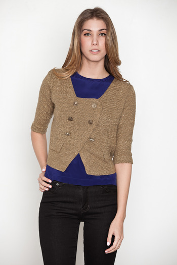 Funktional - Rush Cropped Cardigan