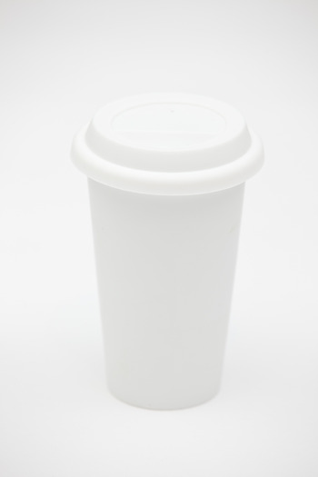 Kikkerland - Ceramic Coffee Cup