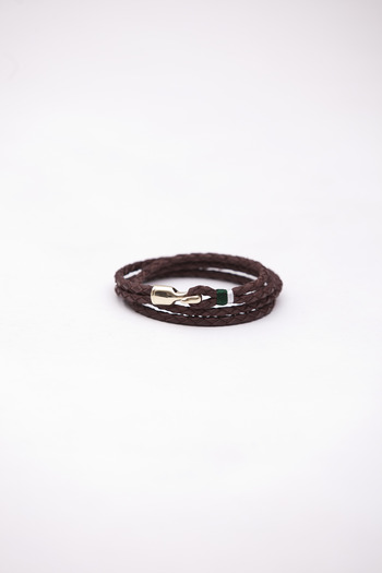 Miansai - Brown Trice Bracelet