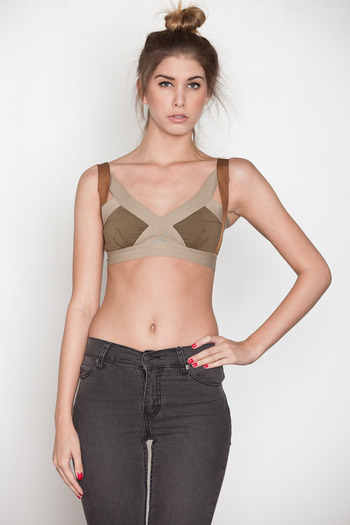 VPL - Military Insertion W Bra