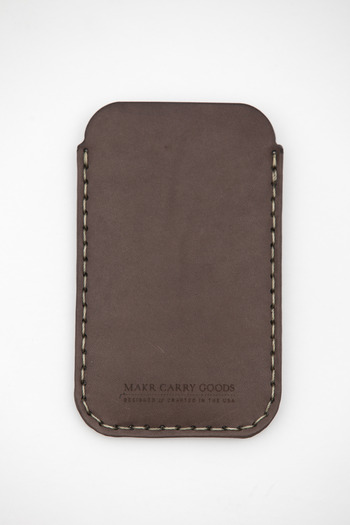 Makr - Charcoal iPhone Sleeve