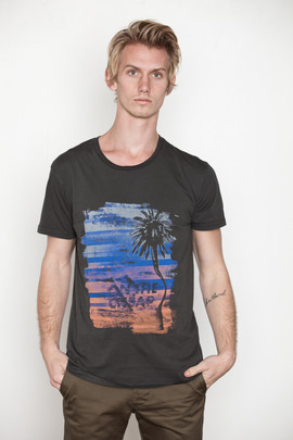 Cheap Monday Men's On The Cheap Tee