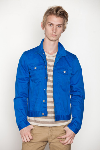 Cheap Monday Men's - Tobias Jean Jacket