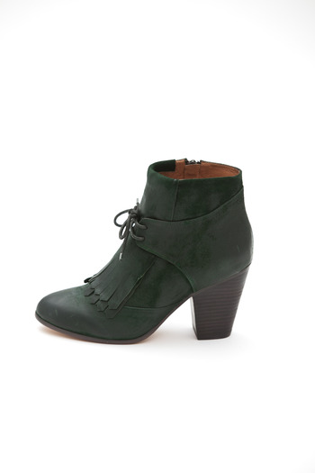 Jeffrey Campbell - Pony Up Kiltie Bootie