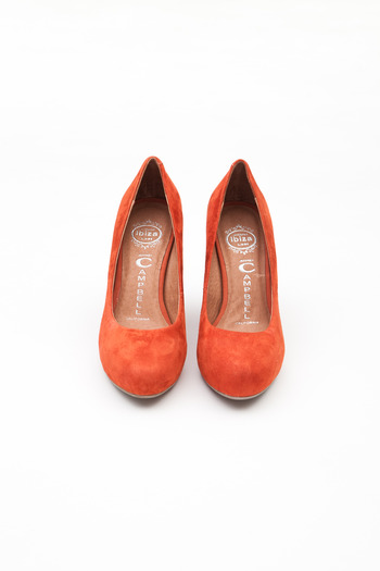 Jeffrey Campbell - Orange/Fuchsia Lulu Pump