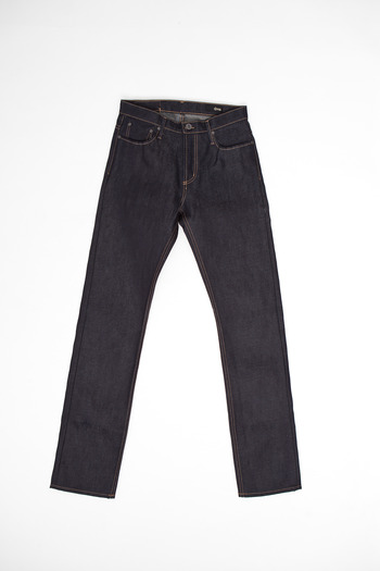 THVM Atelier - Men's Raw Indigo Straight