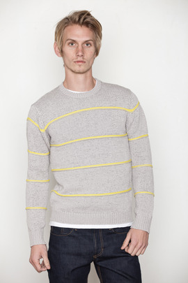 Opening Ceremony Tape Yarn Sweater