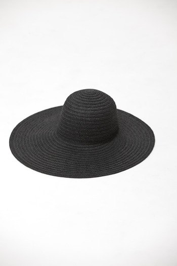 Cheap Monday Women's - Black Lori Hat