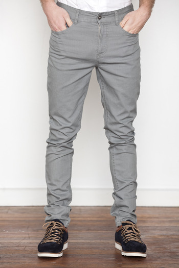 Lifetime Collective - Dark Grey Stringer Pant