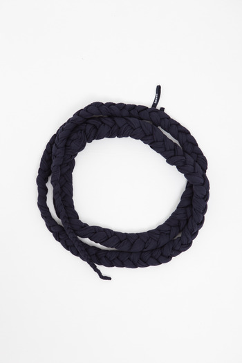 SILENT Women's - Indigo Adhu Braided Belt