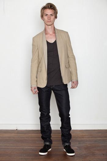 Robert Geller - Zipper Blazer