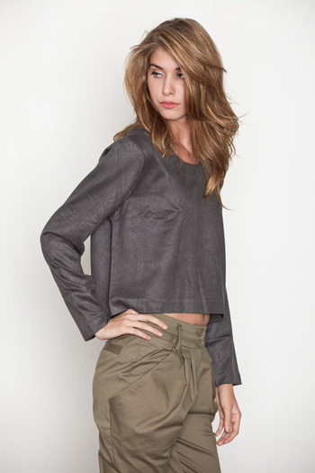 Rodebjer - Pala Cropped Sweater