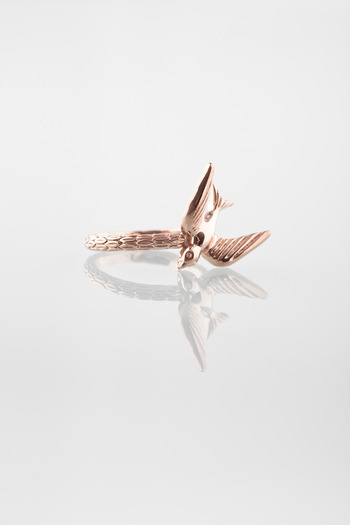 Made Her Think - Swallow Ring