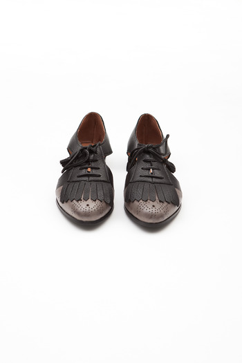 Jeffrey Campbell - Black Kelley Oxford