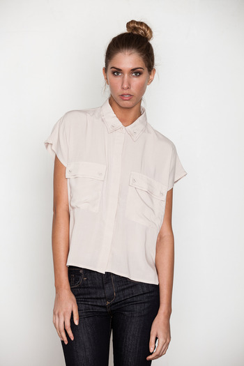 Something Else - Double Collar Shirt