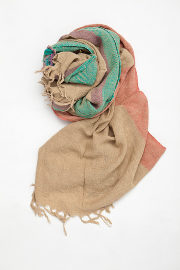 A Peace Treaty - Shima Sand Scarf