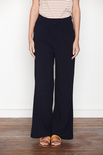 Rodebjer - Huston Wide Leg Pant