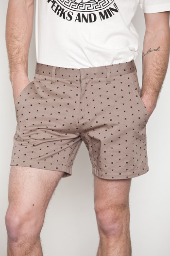 Robert Geller - Geo Shorts
