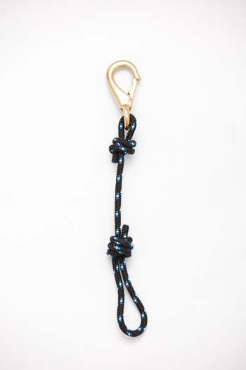 Miansai - Black Voyager Rope Keychain
