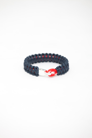 Miansai - Red/Navy Mooring Bracelet