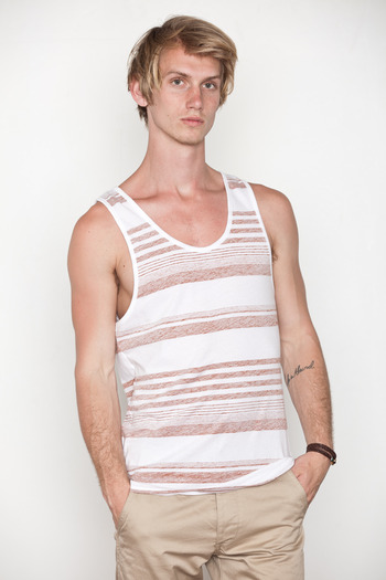 Lifetime Collective - Hazelton Stripe Tank