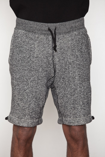 Wings + Horns - Large Loop Sweatshorts