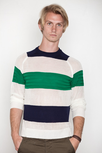 Opening Ceremony - Multi Yarn Sweater
