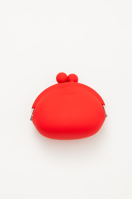 Ikuyo Ejiri Red Pochi Coin Purse