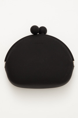 Ikuyo Ejiri Black Pochi-Mon Purse