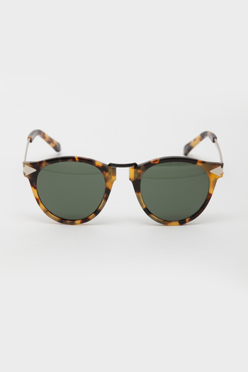 Karen Walker - Vintage Demi Helter Skelter Sunglasses