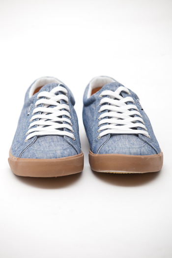 Pointer - Blue Chambray Seeker Sneaker