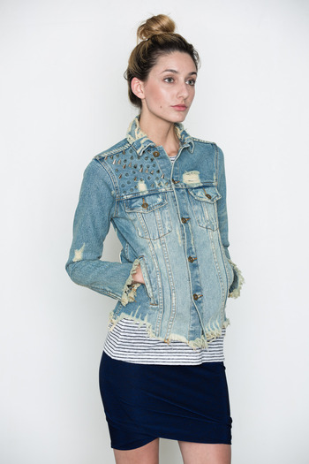 UNIF - Americana Denim Jacket