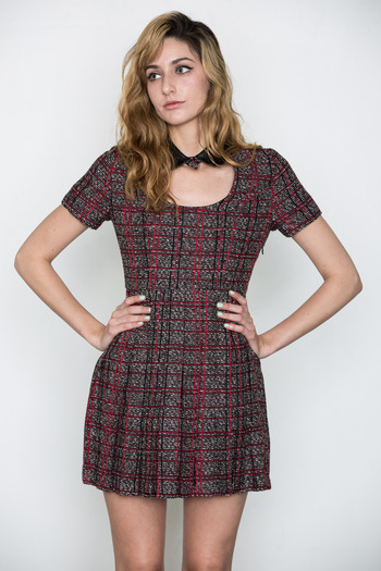 Funktional - Courtney Pleat Dress