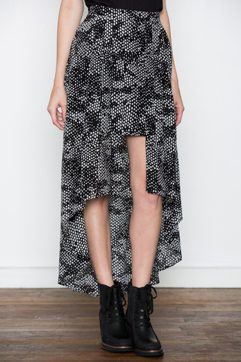 Funktional - Slither High-Low Skirt
