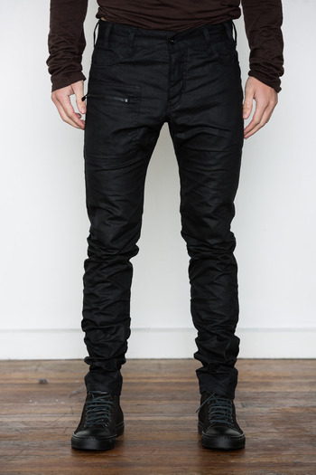 Odyn Vovk - Waxed Signature 13 Loop Pant