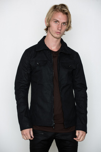 Odyn Vovk - Mapplethorpe Waxed Jacket