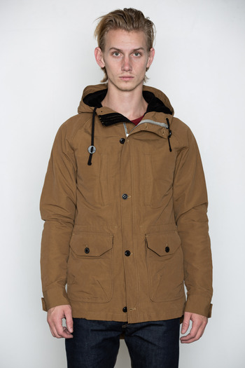 Wings + Horns - Hunting Parka