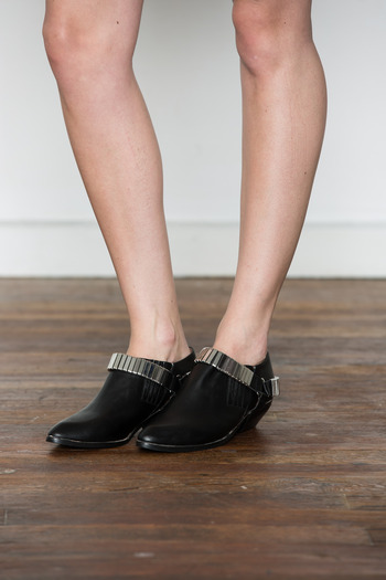 Jeffrey Campbell - Jett Chain Strap Shoe