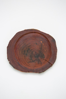 Roost Hardwood Rimmed Coaster