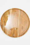 Roost-large-lens-display-dome-teak-base